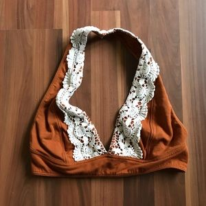 Out From Under (Urban Outfitters) Crochet Bralette